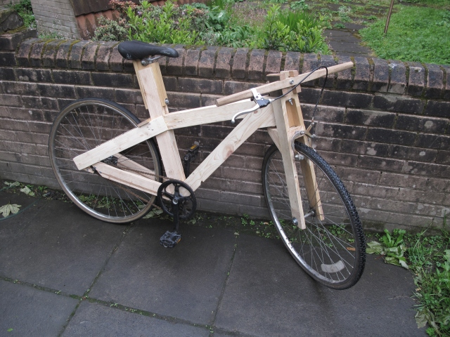 Wooden Single Speed